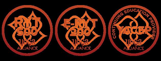 Certificazioni Yoga Alliance